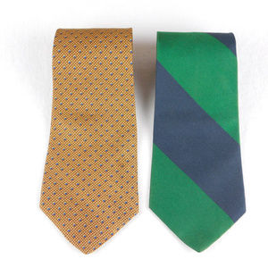 2 Tommy Hilfiger Silk Ties